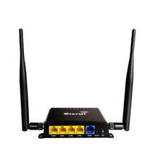 Ethernet ו wifi כרטיס ה sim נתב 300Mbps openwrt DDR2 128MB חיצוני אנטנות 192.168.1.1 mobile hotspot נתב אלחוטי