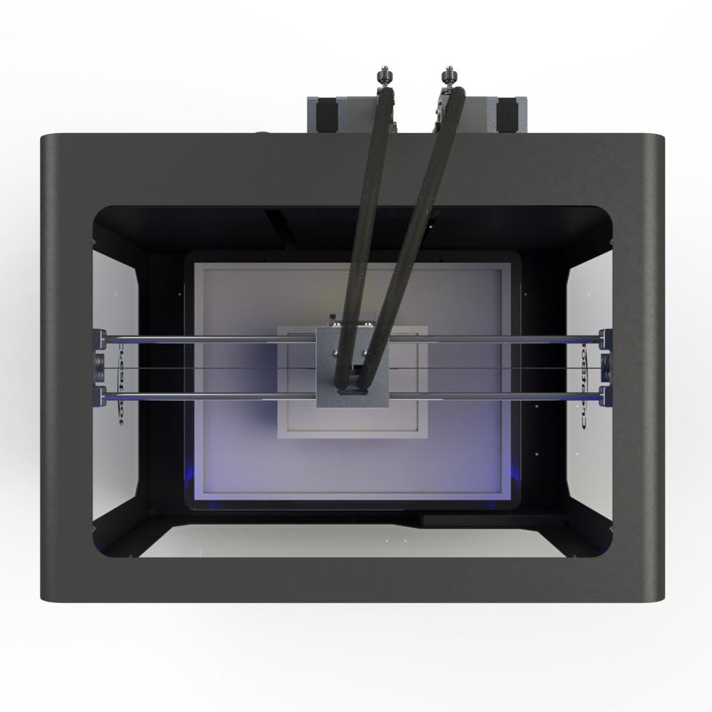 hármas extruderek 3D nyomtató nagy formátumú beépítési méret - Irodai elektronika - Fénykép 3