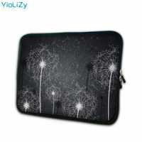 Pissenlit 7 7.9 9.7 11.6 13.3 14.4 15.4 15.6 17.3 pouces Ultrabook sacoche pour ordinateur portable pour hommes pochette pour tablette PC NS-9288