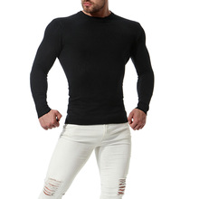 8 colors mens sweaters wool warm pullovers autumn winter long good quality sweater pullover men 2018