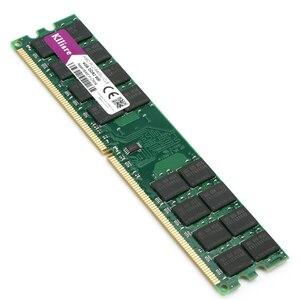Image 2 - Kllisre 8 go DDR2 2X4 go de ram, 800 Mhz, PC2 6400 broches mémoire, juste pour ordinateur de bureau AMD dimm