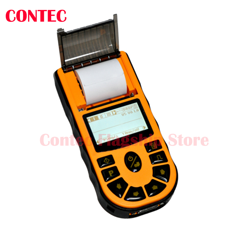 Heal Force  Advanced Handheld EG Monitor Mini Portable LCD Electrocard Free Software,80A HOLTER  MACHINE MEDICAL EQUIPMENT sticker encyclopedia ocean