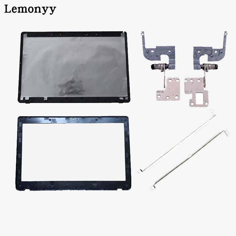 Laptop cover For Asus K52 A52 X52 K52f K52J K52JK A52JR X52JV A52J 13GNXZ1AM044 1 LCD Back Cover/LCD front Bezel/Hinges/bracket-in Laptop Bags & Cases from Computer & Office