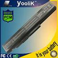 Батареи ноутбука MSI A6400 CR640 CR640DX CR640MX A41-A15 A42-A15 A15 DNS 42750/153734/157296/157908/158636 Gigabyte Q2532N A32-A15