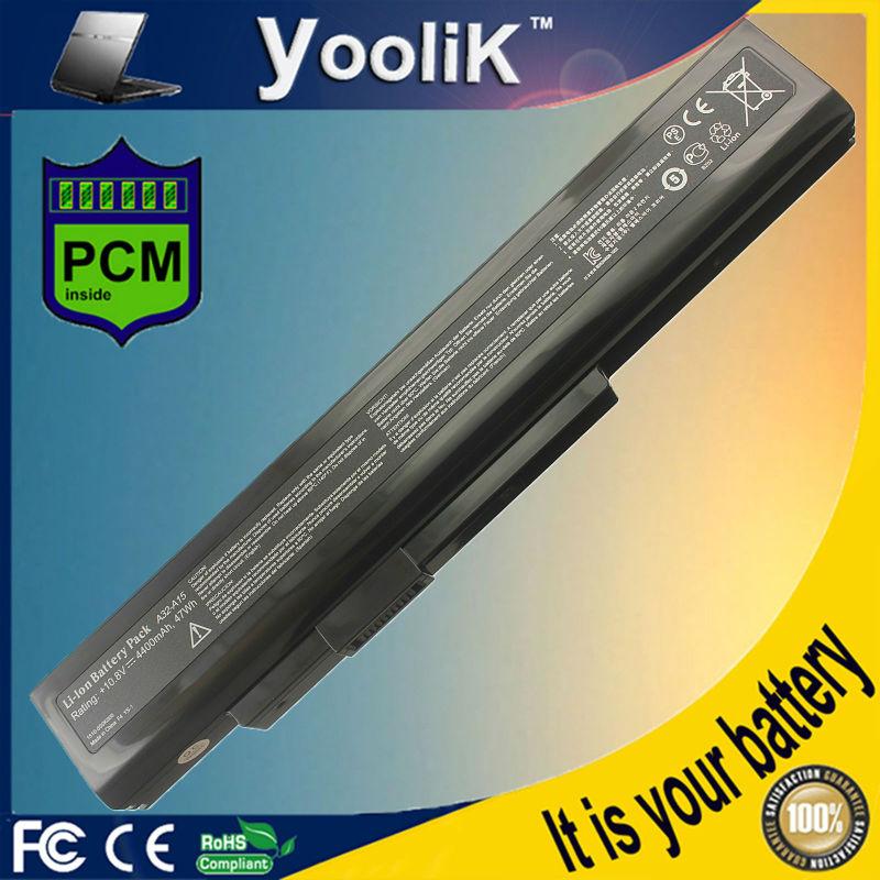 Batería de laptop para MSI A6400 CR640D6 CR640MX CX640DX CX640MX - Accesorios para laptop - foto 1