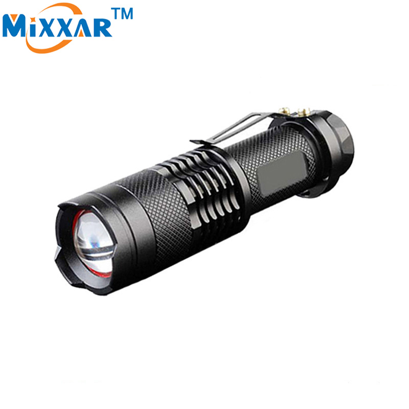 zk54 3500LM CREE XM-L2 Led Torch Zoomable 5-Modes Lanterna Ls