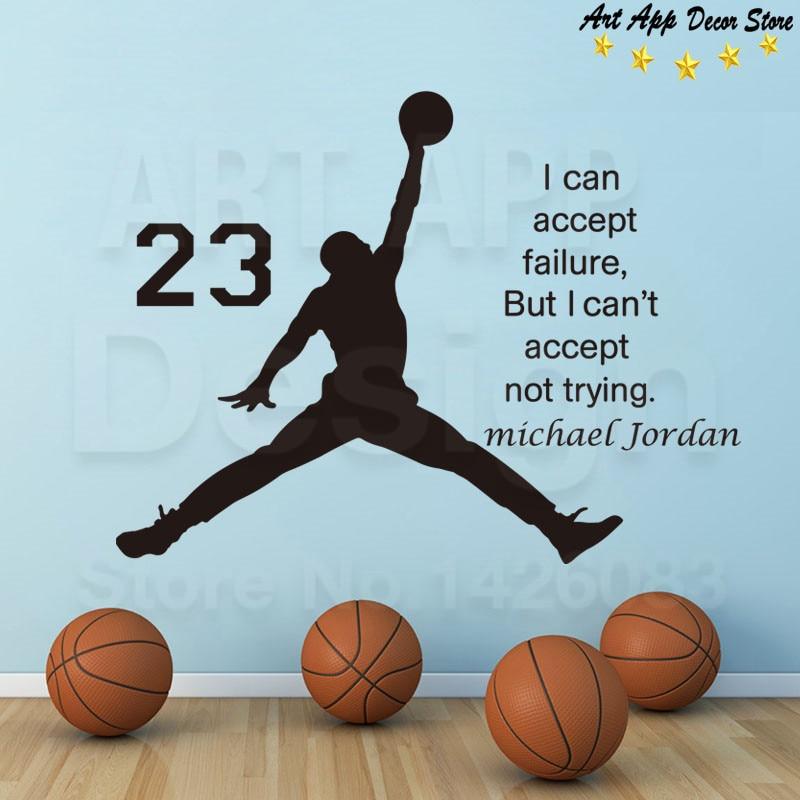 ᓂgood Quality New ① Art Art Design Basketball Jordan Vinyl