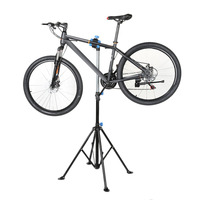 Professional Adjustable Height Bike Repair Stand Telescopic Arm Bicycle Rack Free Shipping