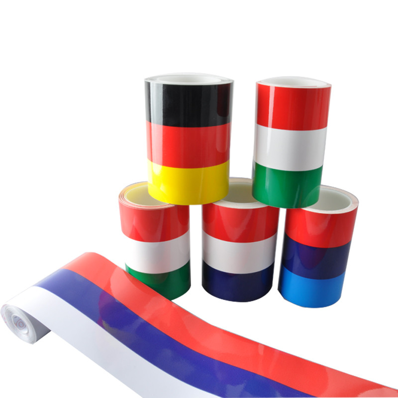 Flags Sticker Decals PromotionShop For Promotional Flags Sticker - Promotional products stickers and decals