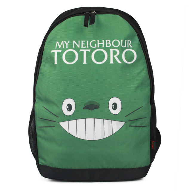 Cute Smile Totoro Backpack
