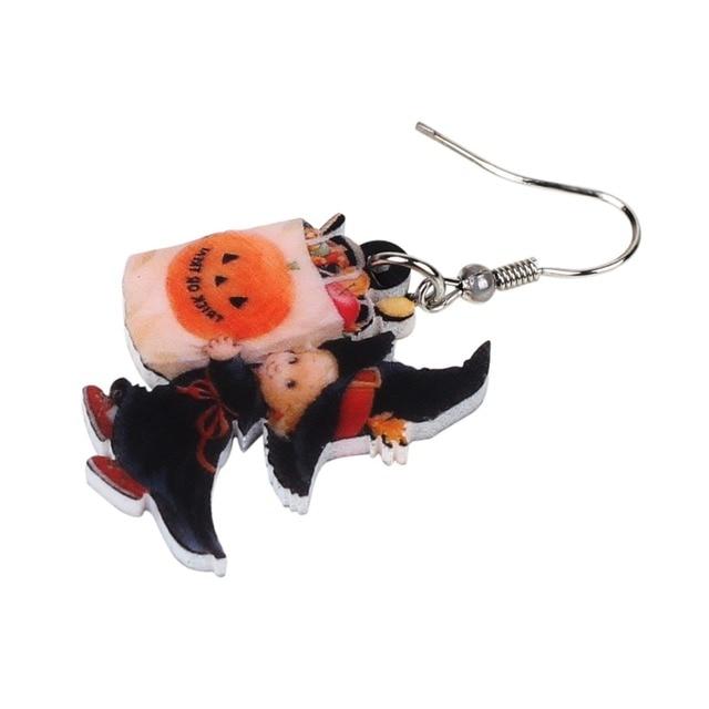 Angel Candy Bag Earrings 1