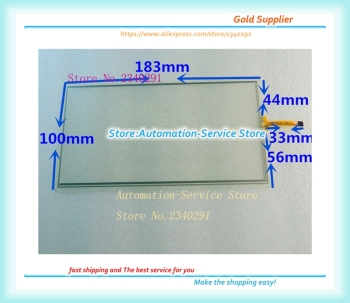 8 Inch Touch Screen 183*100 New GPS DVD Navigation KDT-5776 Industrial Medical Equipment Screen
