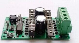 FREE SHIPPING Large motor driving module for high power H bridge DC motor driver board strong braking function