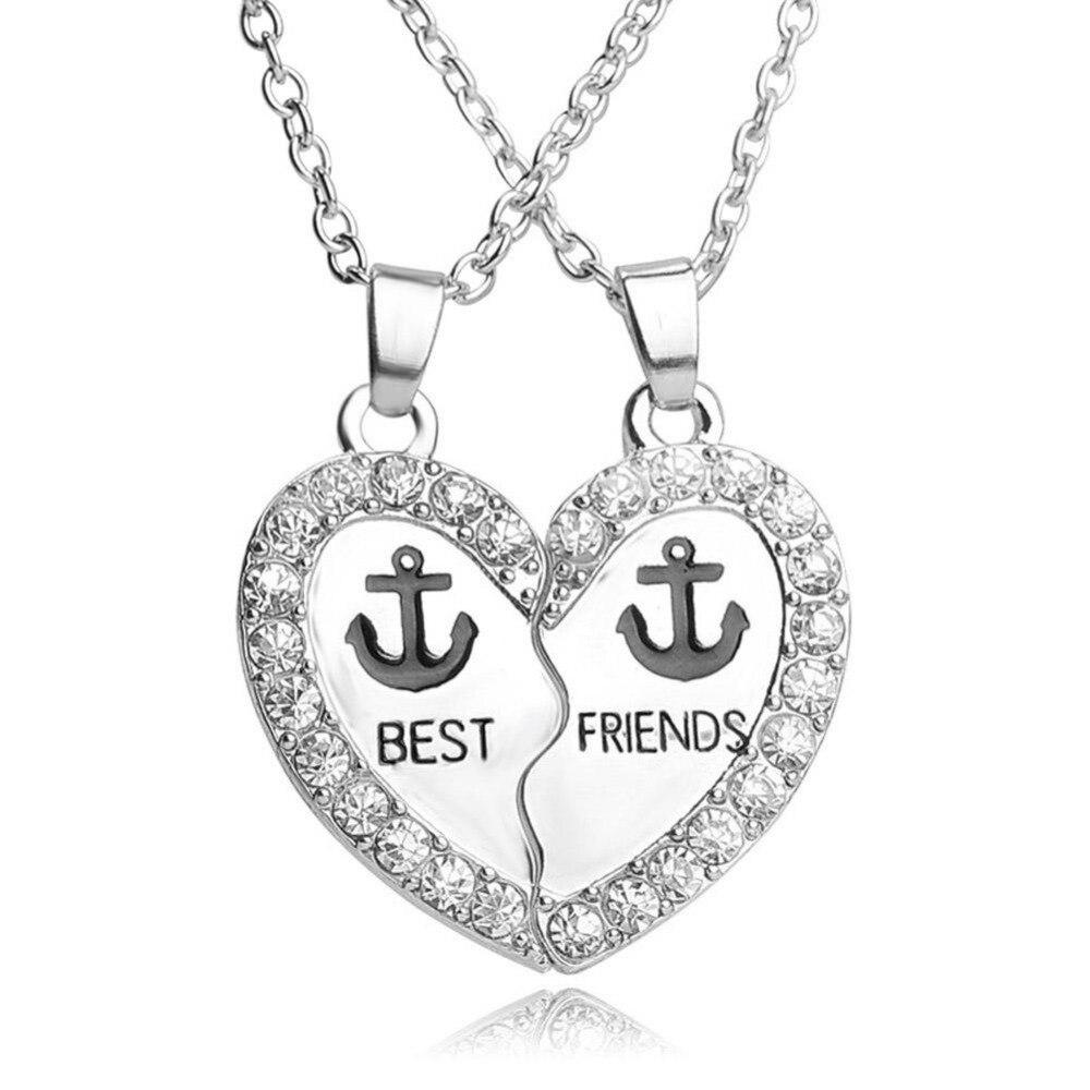 Aliexpress.com : Buy Best friend necklace pendant alloy ...
