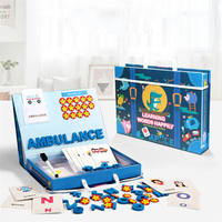 Children's Educational Toys Letters Word Puzzle Children's Educational Intelligence Development Toys