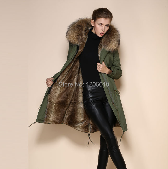 Popular Real Fur Hooded Jackets for Women-Buy Cheap Real Fur ...