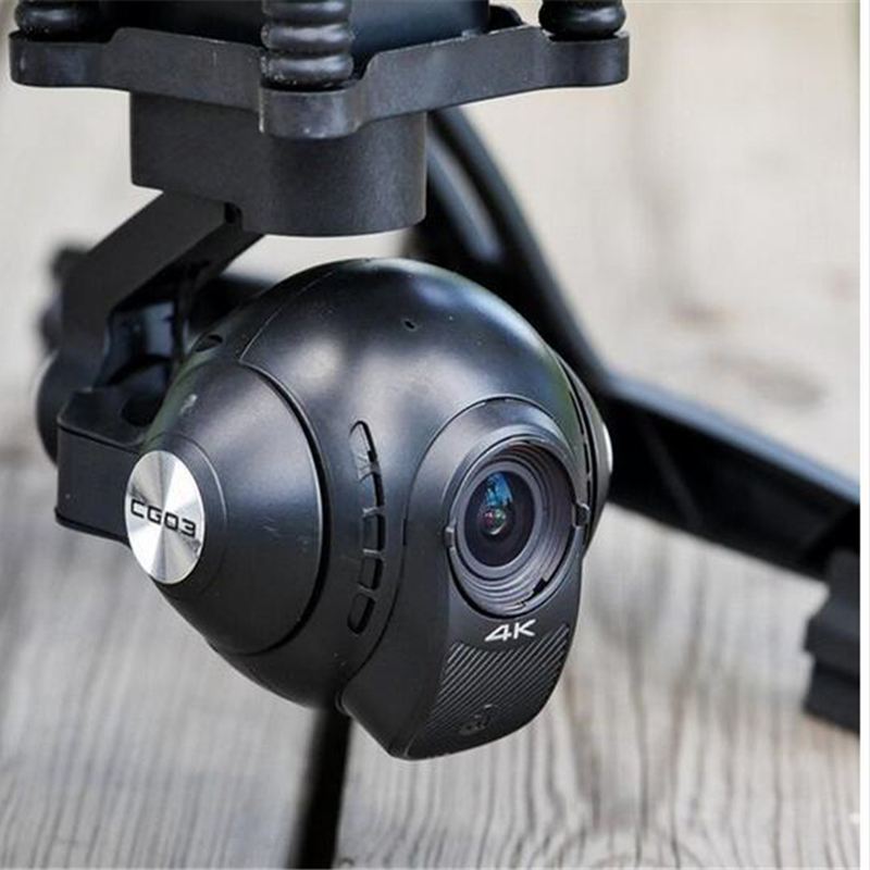 cheapest YUNEEC CGO3 4K Gimbal Camera for YUNEEC Typhoon Q500 Drone