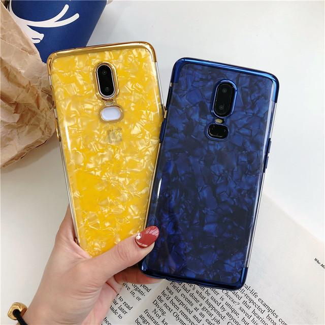 sale retailer 7cc73 16e68 US $0.79 12% OFF|Glitter 2 IN 1 Marble Case For OnePlus 6 5T iphone X 6 6s  7 8 Plus Cover Silicone Bling Frame Shell Soft Shell TPU Phone Cases-in ...