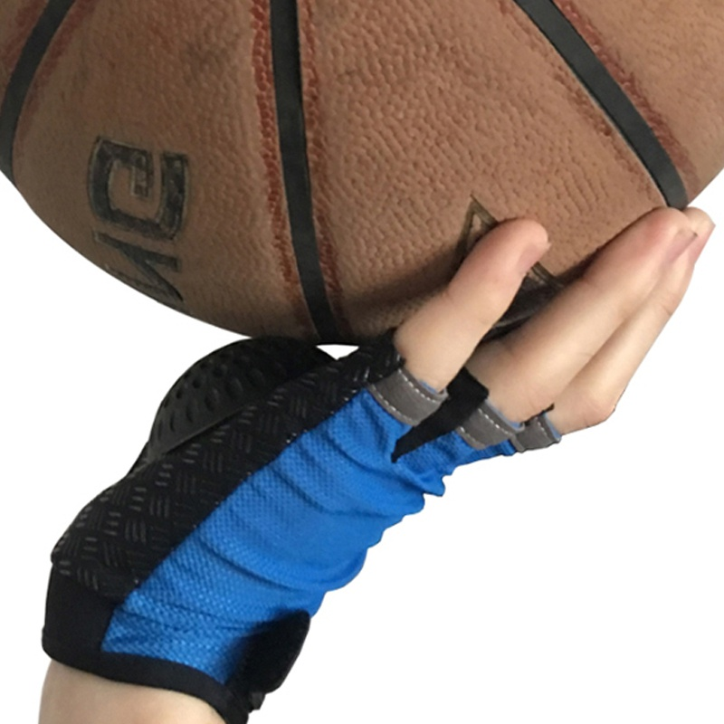 Basketball Dribble Gloves Finger Training Anti Grip Basketball Gloves Defender Basic Skill Dribbling Gloves For Youth Adults