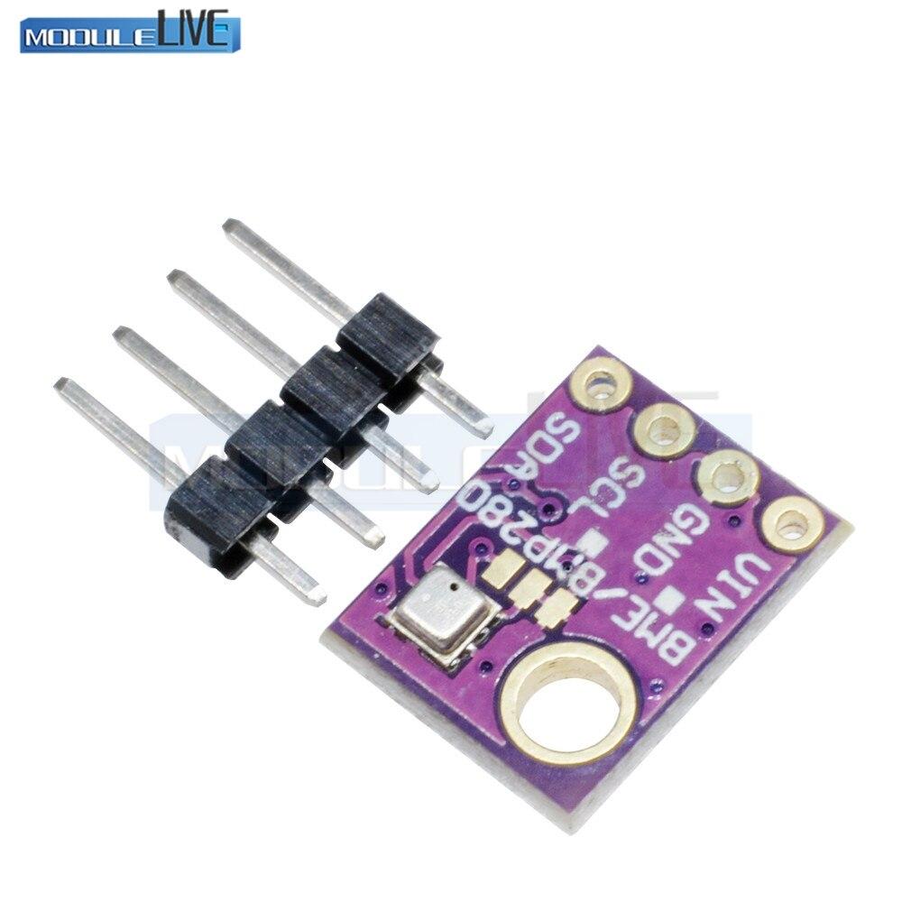 umidade da temperatura do sensor de bme280