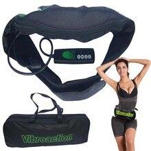 Электрический Вибратор массажер для похудения Массажный пояс виброэкшен форма ремня массажер для тела вибратормассаж и релаксация