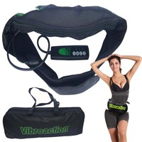 Free Shipping Vibro Action Vibroaction Belt Shape Massage Belt VIBRO Drop Shipping