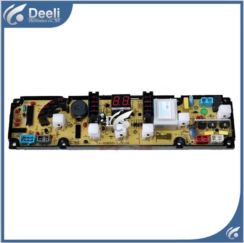 100% new Computer board XQB62-2028 XQB65-738CS XQB65-2255-X XQB62-836S motherboard scallop trim cami top and laser cut shorts set