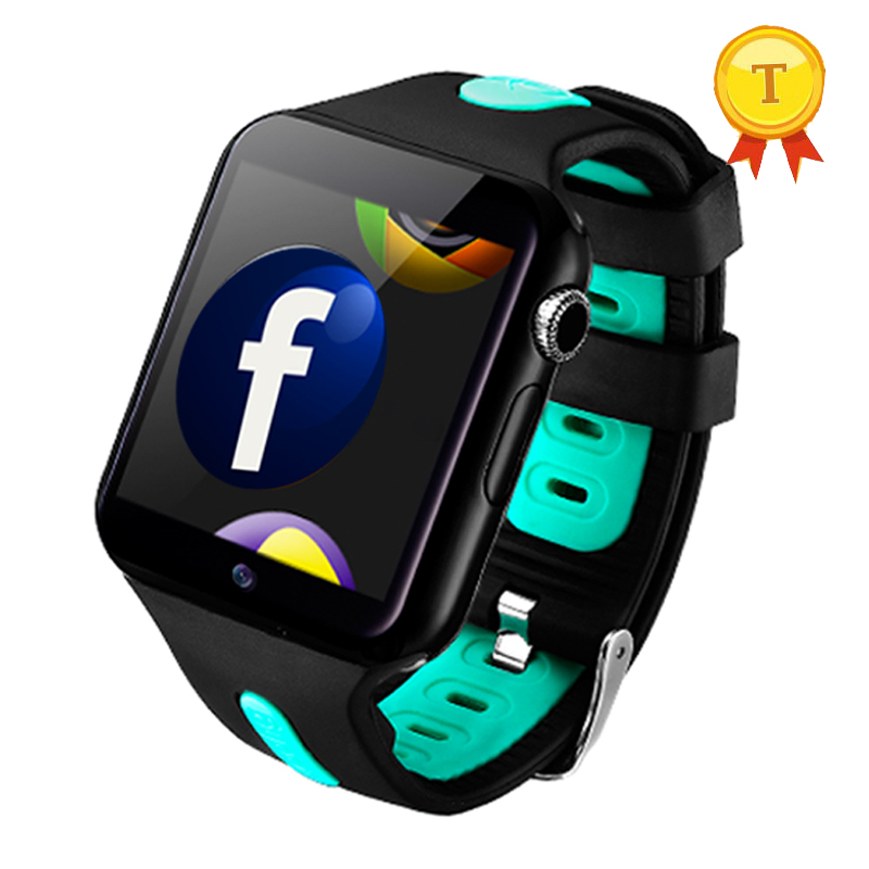best selling Children Anti Lost 3g GPS smart watch kids gps watch child tracker sim card support facebook email app download smart watch t58 with glass films gps smart watch support sim card gps finder wearable activity tracker for children adults