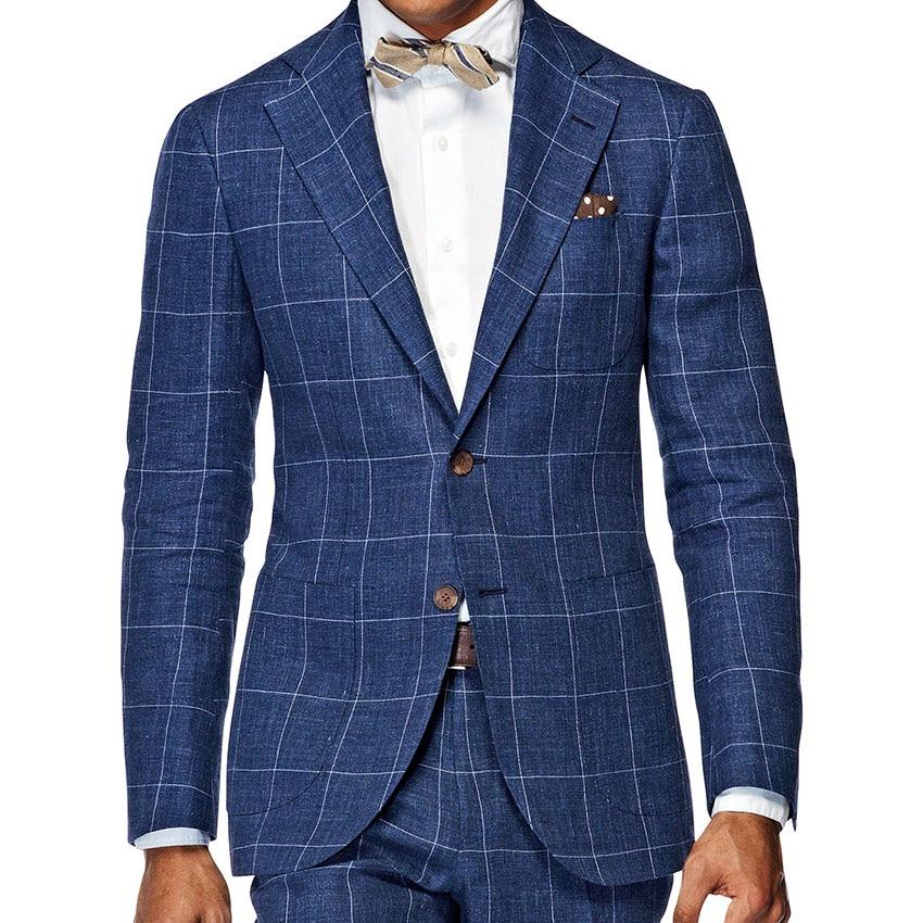 Thorndike 2018 The Latest Fashion Design Men s Suit Black Striped Men s Dance Party Groom