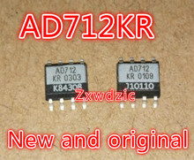 5PCS AD712KRZ AD712KR SOP-8 IC new original 200pcs lm2904 lm2904dr sop 8