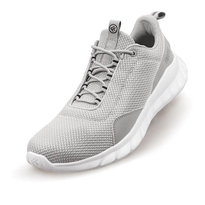 Xiaomi FREETIE Sports Shoes Lightweight Ventilate Elastic Knitting Shoes Breathable Refreshing City Running Sneaker For ManXiaomi FREETIE Sports Shoes Lightweight Ventilate Elastic Knitting Shoes Breathable Refreshing City Running Sneaker For Man