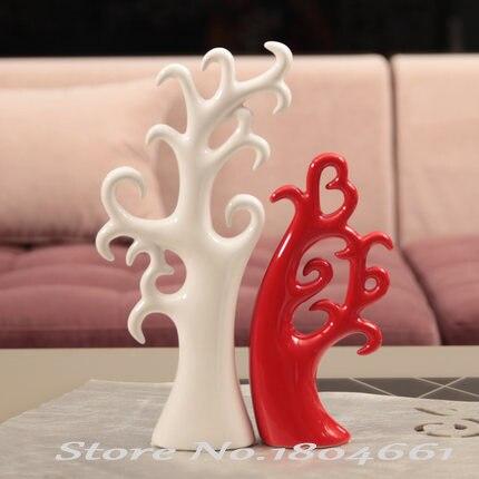 կերամիկական սիրահար ծառ տնային դեկոր - Տնային դեկոր - Լուսանկար 3