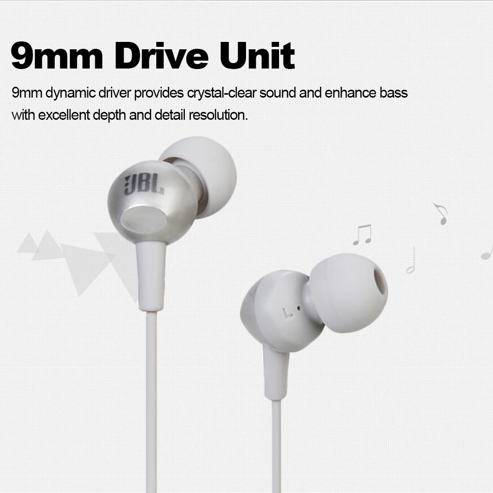 JBL C200SI in-Ear Headphones 1