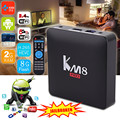 Original KM8 PRO Caja de la TV Androide 6.0 Amlogic S912 Octa Core 2 GB/8 GB 2.4G/5G WiFi KODI 17.0 Europa IPTV Smart TV Caja Media jugador