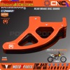 Billet Rear Brake Disc Guard Potector For KTM SX SXF XC XCW XCF EXC EXCF EXCR