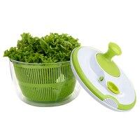 Fruit Vegetable Salad Spinner Wash Clean Basket Storage Washer Drying Machine Cleaner Kitchen Gadget Vegetable Dehydrator Basket