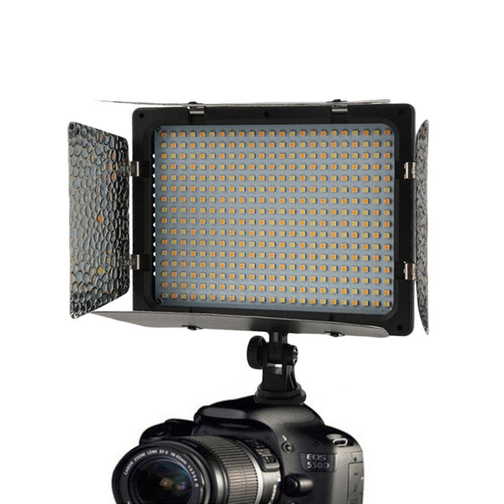 WS-368 Photographique Lampe lampe à led éclairage vidéo éclairage photo Sur Caméra 23 W 6300 K Pour Sony NP-F Série Caméscope Caméra lumière led