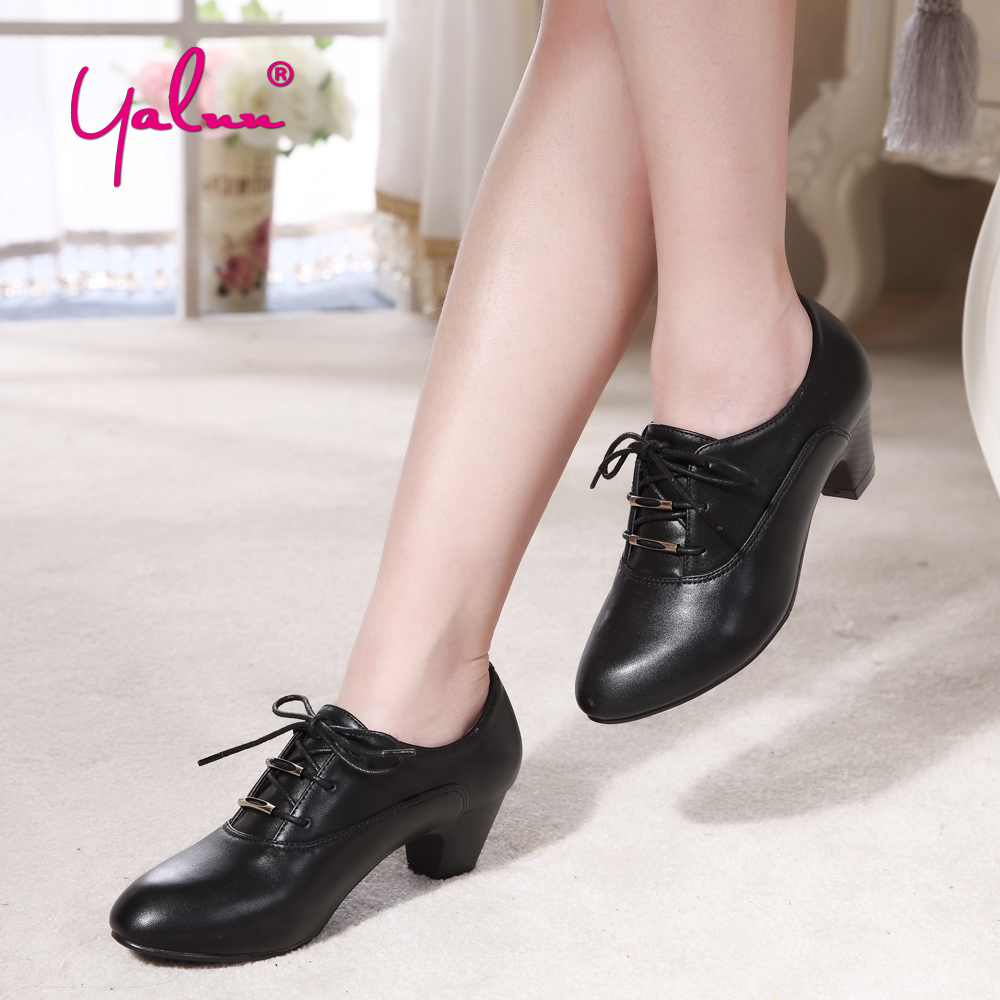 Lace Up Black Ankle Boots Women Spring Round Toe Women High Heel Boots Square Heel Autumn Plus Size Shoes Women Heels Pumps New xiaying smile woman pumps shoes women spring autumn wedges heels british style classics round toe lace up thick sole women shoes