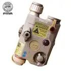 FMA PEQ LA5 C Versione di Aggiornamento LED A Luce Bianca + Laser Rosso Con Lenti IR A Raggi Infrarossi Resistenti Alle Radiazioni 1074