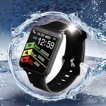 F1 Waterproof Smart Watch Sport Men Connect Watch Fitness Tracker Smartwatch Women Heart Rate Monitor Clock Wearable Devices