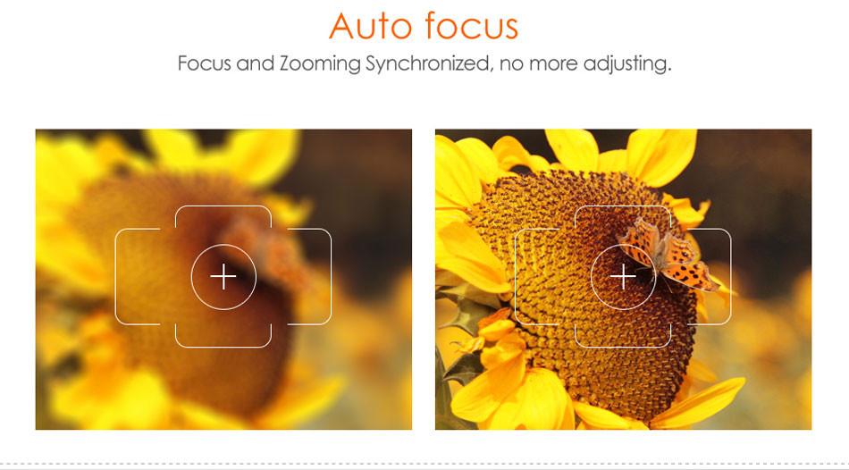 8-Auto Focus