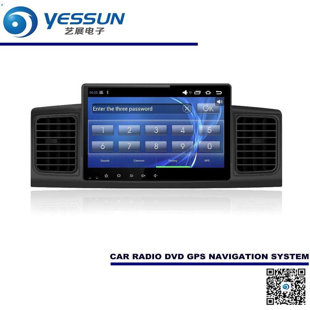 Para Toyota Corolla 2000 ~ 2008 Coche Android Sistema de Navegación GPS Radio Au