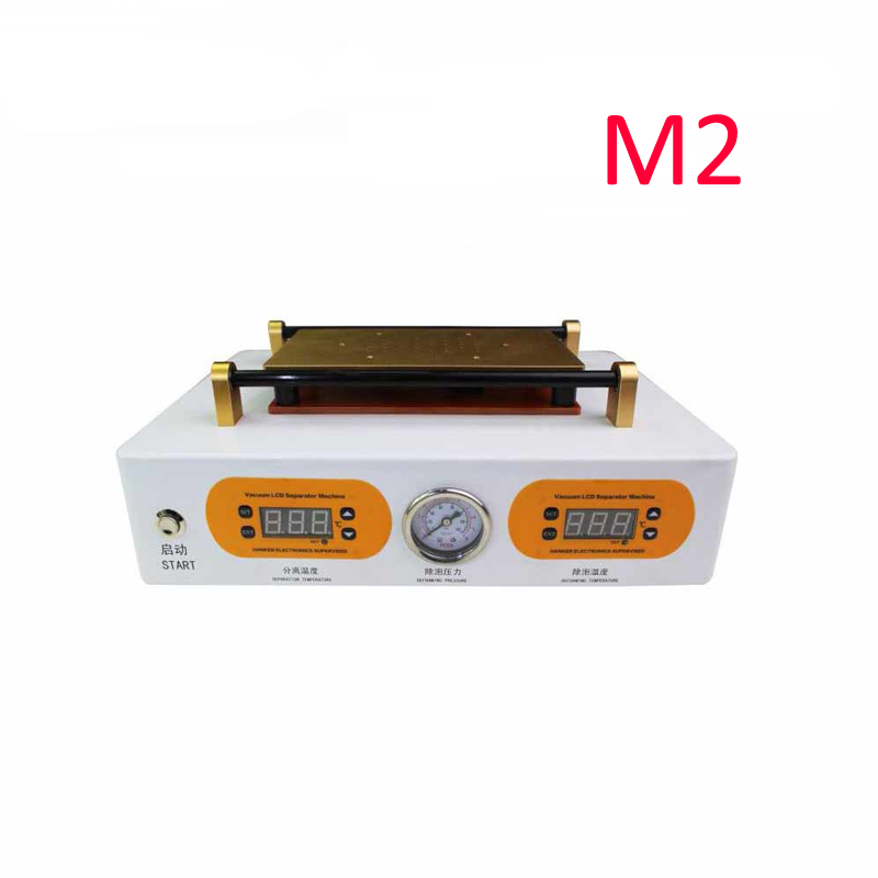 High Quality MT LCD OCA Glue Polarizer Remover Vacuum Separator Bubble Removing Machine 7inch ko no 1 mt 07 universal 12inch ft 12 oca film lamination machine need air compressor and vacuum pump bubble remover