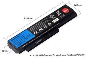 Image 2 - KingSener كوريا خلية محمول بطارية لأجهزة لينوفو ثينك باد X220 X220I X220S 42T4899 42T4900 42T4942 42T4872 42T4865 42T4866