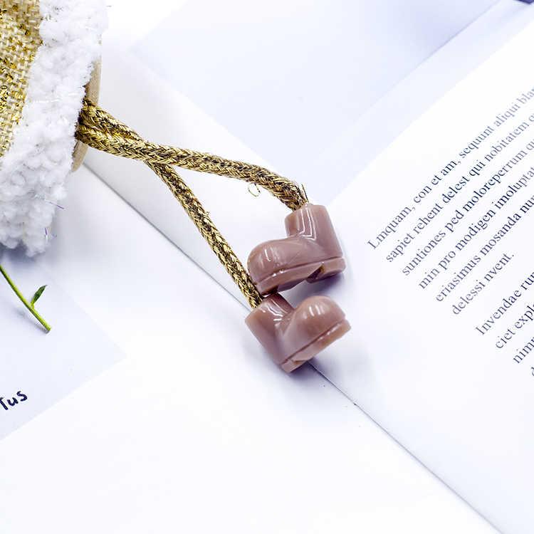 Ангел девочка Рождественская кукла для рождественской елки украшения Золото Серебро Сердце Звезда Стиль Рождественская игрушка-брелок Рождественские висячие украшения