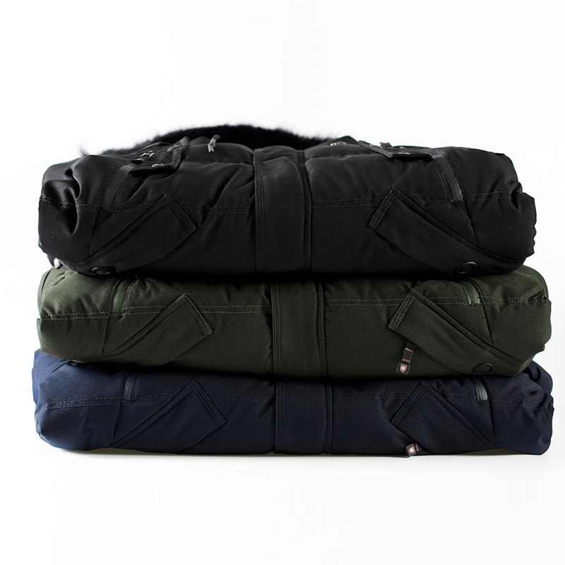 army Mens Manteau dark Streetwear Green Taille Blue Faux Grande Épaisse 3xl Coton Hommes Parka Capuchon 2018 Black De Mâle Survêtement Moyen Chaud Fourrure Veste Pad Long Hiver xpqqwg6ZH4