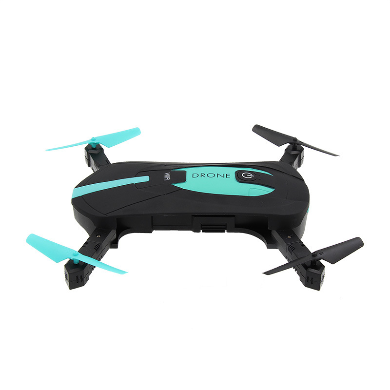 JY018 Mini Pocket Drone Foldable Quadcopter Fixed High with Wifi Remote Control F21586 жакет milana style цвет молочный