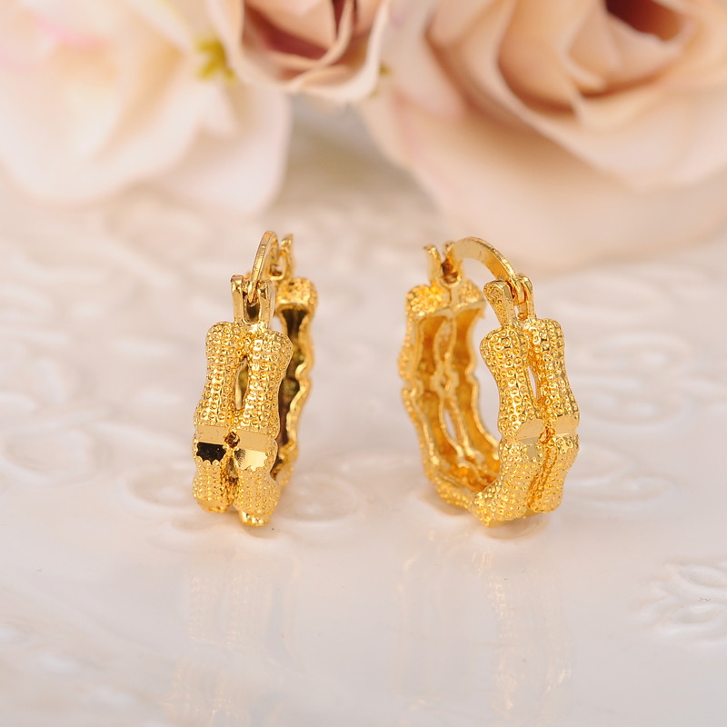 6583c47e7 Bangrui الذهب لون العظام أقراط للمرأة hiphop الشرير الأذن أفضل أصدقاء هدية  الأزياء والمجوهرات القوطية