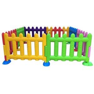 Крытый детский манеж для игр на открытом воздухе ограждение для детских игр детская деятельность Экологическая защита пластиковый игровой...