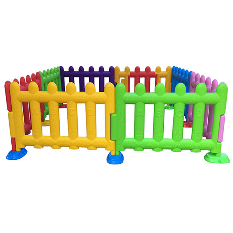 Indoor Baby Playpens Outdoor Games Fencing Children Play Fence Kids Activity Environmental Protection plastic Play Yard emblem